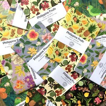 Philippine Flora & Fauna Notebooks