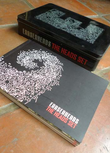 """The Heads Set"" Eraserheads Boxed Set"