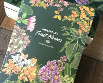 """Philippine Forest Blooms"" Planner & Native Trees Campaign"