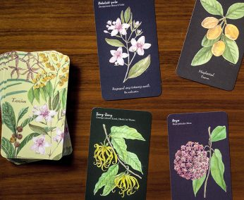 Tanim: A Filipino Botanical Oracle Deck