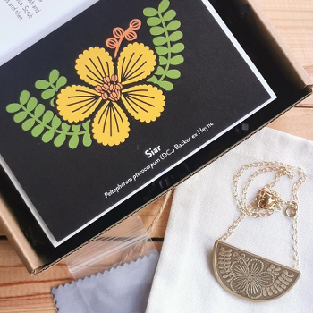 Philippine Forest Blooms Jewelry Collection